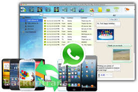 android migrate android iphone whatsapp transfer migrate whatsapp chat history