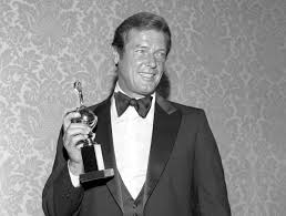 Roger Moore by In Memoriam Roger Moore Our Smiling Bond 1927 2017 Golden Globes