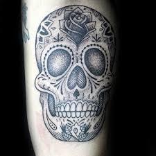 100 sugar skull designs for cool calavera ink ideas