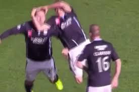 Soccer Player Meme - total pro sports soccer players introduce rko goal celebration