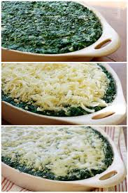 thanksgiving veggies makeover spinach gratin recipe thanksgiving sides