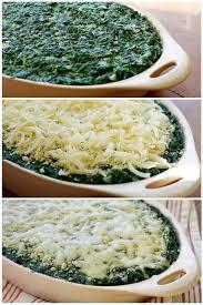 spinach gratin thanksgiving veggies thanksgiving