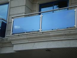 glass and steel railing fabricators in chandigarh ludhiana