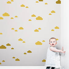online get cheap white baby nursery aliexpress com alibaba group 56pcs set white clouds wall stickers adesivo de parede mini clouds wall stickers for kids