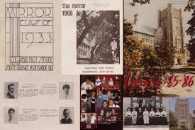 yearbook photos online 100 years of chs yearbooks now online maplewood library