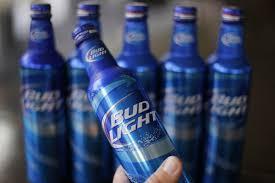busch light aluminum bottles why bud light s advertising blunder is a big deal csmonitor com