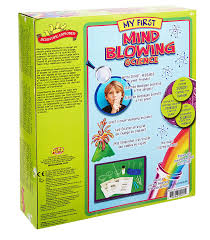 amazon com scientific explorer my first mind blowing science kit