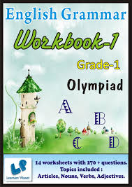 download olympiad english grammar printable worksheets for 1st