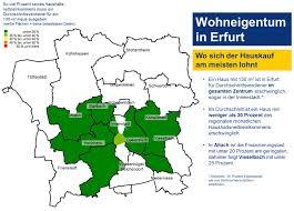Wie Ein Haus Kaufen Postbank Postbank Studie In Erfurt Ist Kaufen Oft Günstiger Als