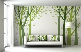 wandgestaltung in grün wohnzimmer gestalten grun excellent wandgestaltung grün moderne