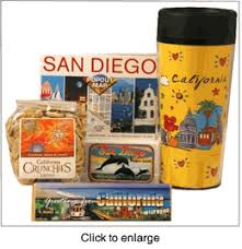 gift baskets san diego san diego gifts gift baskets souvenirs