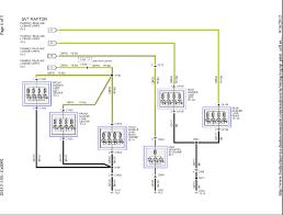ford truck trailer plug wiring diagram ford rv plug wiring
