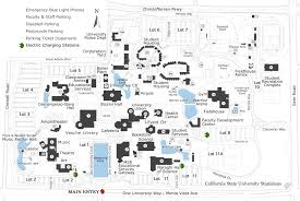 Charging Station Map Electric Charging Stations California State University Stanislaus