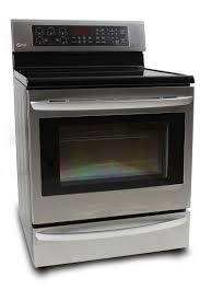 Lg Toaster Oven Lg Lre3085st Electric Range Review Reviewed Com Ovens