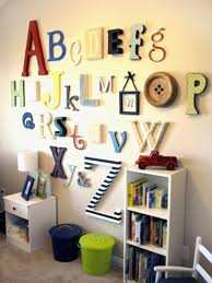 Beauteous  Boys Wall Decor Design Inspiration Of Interesting - Kids room wall decoration