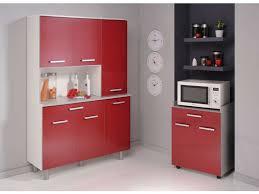 meuble de cuisine conforama buffet 120 cm cerise vente de buffet de cuisine conforama