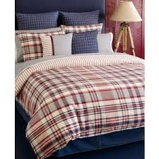 Tommy Hilfiger Duvet Tommy Hilfiger Bedding Vintage Plaid Full Sheet Set Polyvore