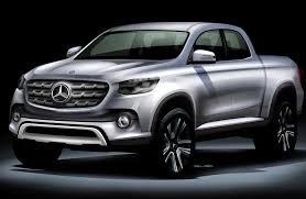 build mercedes daimler to build a meet the mercedes x class the