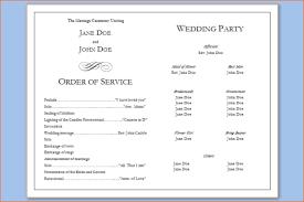 100 sample wedding program templates african american