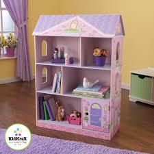 furniture kidkraft dollhouse bookcase by oj commerce