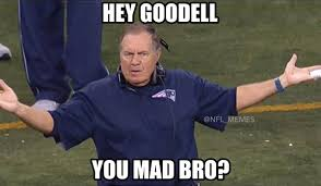 Bill Belichick Memes - nfl memes on twitter bill belichick is about to have the patriots