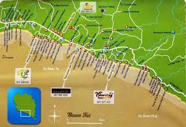 baan tai beach hotels where to stay in baan tai beach