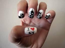 nail art i love new york on we heart it
