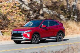 new mitsubishi eclipse 2018 mitsubishi eclipse cross first drive review automobile magazine