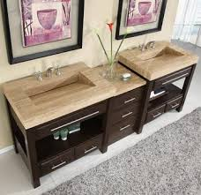double sink vanity with middle tower 80 inch and over vanities bathroom sink vanities double sink vanity