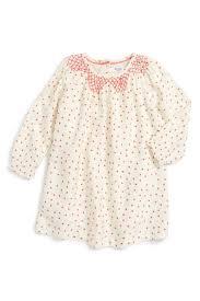 mini boden smocked winter dress baby girls u0026 toddler girls