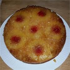 pineapple upside down cake v allrecipes com sweets pinterest