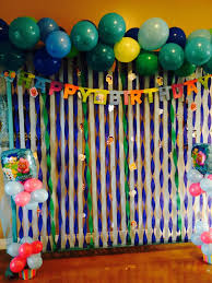 Bubble Guppies Decorations 17 Best Bubble Guppies Party Theme Images On Pinterest Guppy