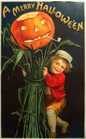 426 best halloween vintage art and postcards images on pinterest