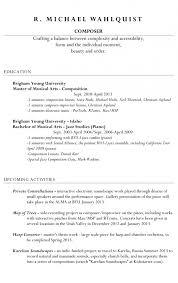 cover letter piano teacher resume sample sample resume for piano
