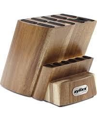 here u0027s a great deal on zyliss control wooden knife block kitchen