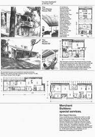floor plan pettit sevitt u2022 ken woolley u2022 merchant builders