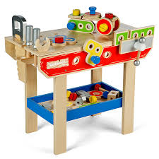 Childrens Work Benches Wooden Toy Workbenches A Wooden Toy Play Workbench Gives So Much