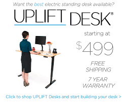 uplift height adjustable desks