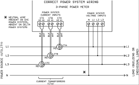 ct meter wiring diagram wiring diagrams
