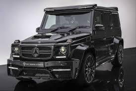 mercedes g wagon mercedes g wagen g7 onyx concept