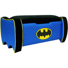 batman toy box also storage bench design for kids room with
