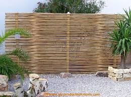 bambus fã r den balkon eleganter exklusiver sichtschutz aus bambus anbieterinfo