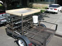 pin by homemadetools net on trailers and towing tools