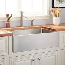 Cheap Farmhouse Kitchen Sinks Apron Front Farmhouse Sinks Our Best Budget Picks Apartment