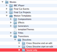 final cut pro x transition plug in sound only alex4d old blog