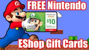 nintendo eshop gift card how to get free nintendo eshop gift cards using appnana