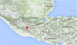 Mexico Volcano Map by Sciency Thoughts Eruptions On Mount Fuego Guatemala