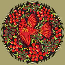 pretty russian ornaments design vector 02 vector frames
