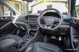kereta hyundai ioniq hyundai ioniq hybrid sporty lebih 1 000 km dari setangki