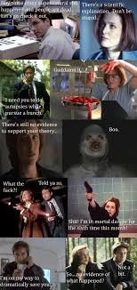 X Files Meme - my favorite x files episode formula meme guy